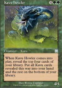 Kavu Howler - Apocalypse