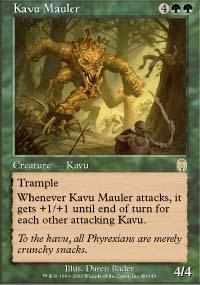 Kavu Mauler - Apocalypse