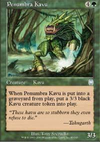 Penumbra Kavu - Apocalypse