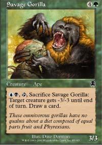 Savage Gorilla - Apocalypse