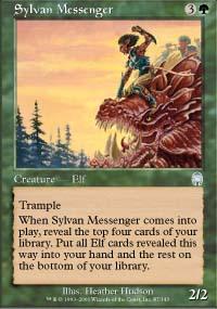 Sylvan Messenger - Apocalypse