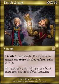 Death Grasp - Apocalypse
