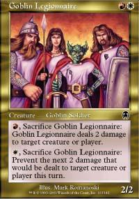 Goblin Legionnaire - Apocalypse