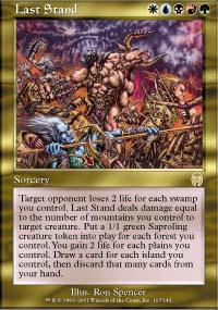 Last Stand - Apocalypse
