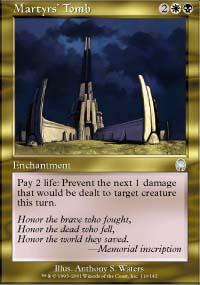 Martyrs' Tomb - Apocalypse
