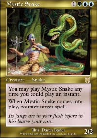 Mystic Snake - Apocalypse