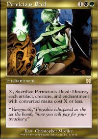 Pernicious Deed - Apocalypse