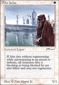 Abu Ja'far - Arabian Nights