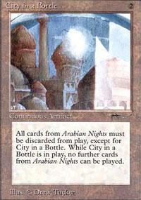 City in a Bottle - Arabian Nights