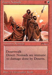 Desert Nomads - Arabian Nights