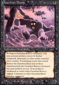 Guardian Beast - Arabian Nights