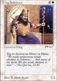 King Suleiman - Arabian Nights