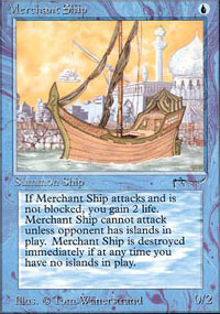 Merchant Ship - Arabian Nights