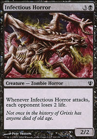 Infectious Horror - Archenemy - decks