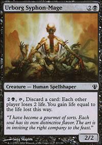 Urborg Syphon-Mage - Archenemy - decks