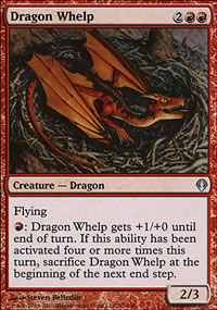 Dragon Whelp - Archenemy - decks