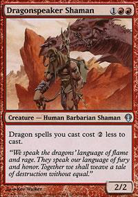 Dragonspeaker Shaman - Archenemy - decks