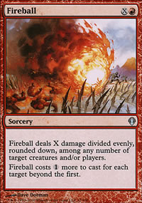 Fireball - Archenemy - decks