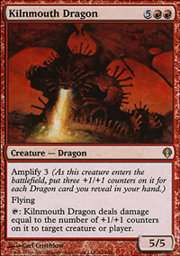 Kilnmouth Dragon - Archenemy - decks