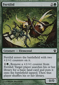 Fertilid - Archenemy - decks