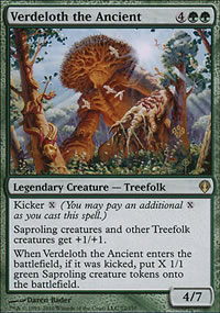 Verdeloth the Ancient - Archenemy - decks