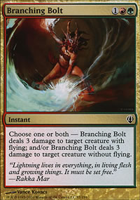 Branching Bolt - Archenemy - decks