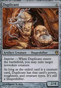 Duplicant - Archenemy - decks