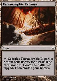 Terramorphic Expanse - Archenemy - decks