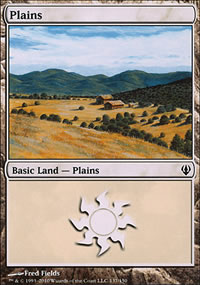 Plains - Archenemy - decks