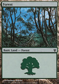 Forest - Archenemy - decks