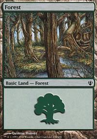 Forest - Archenemy - decks