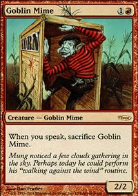 Goblin Mime - Arena Promos