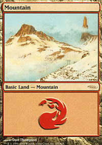 Mountain - Arena Promos