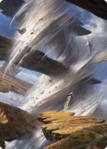 Plains - Art 3 - Zendikar Rising - Art Series