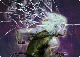 Anticognition - Art 1 - Zendikar Rising - Art Series