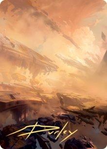 Plains - Art 2 - Zendikar Rising - Art Series