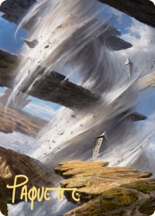 Plains - Art 4 - Zendikar Rising - Art Series