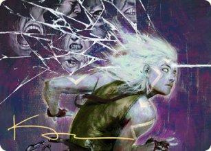 Anticognition - Art 2 - Zendikar Rising - Art Series