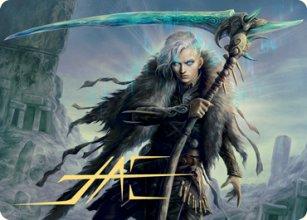 Egon, God of Death - Art 2 - Kaldheim - Art Series