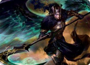 Vengeful Reaper - Art 2 - Kaldheim - Art Series