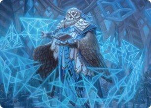 Imbraham, Dean of Theory - Art 1 - Strixhaven - Art Series