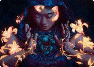 Blossoming Calm - Art 1 - Modern Horizons II - Art Series