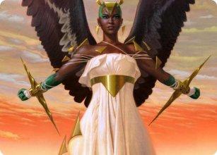 Glorious Enforcer - Art 1 - Modern Horizons II - Art Series
