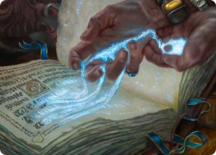 Mystic Redaction - Art 1 - Modern Horizons II - Art Series