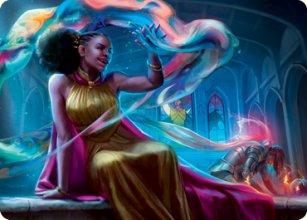 Radiant Epicure - Art 1 - Modern Horizons II - Art Series