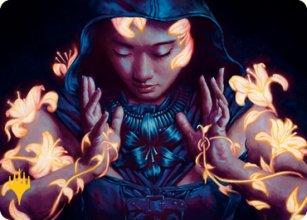 Blossoming Calm - Art 2 - Modern Horizons II - Art Series