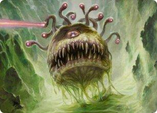 Baleful Beholder - Art 1 - D&D Forgotten Realms - Art Series