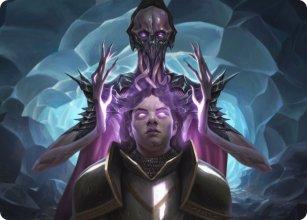 Mind Flayer - Art 1 - D&D Forgotten Realms - Art Series