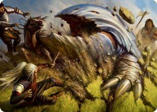 Bulette - Art 1 - D&D Forgotten Realms - Art Series
