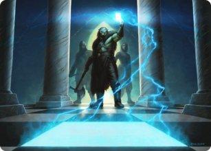 Sudden Insight - Art 1 - D&D Forgotten Realms - Art Series
